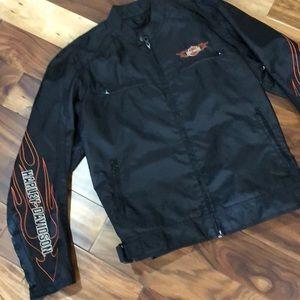 Men's Harley Davidson Nylon Riding Jacket